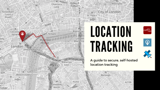 Node-RED OwnTracks location tracking without public IP/MQTT