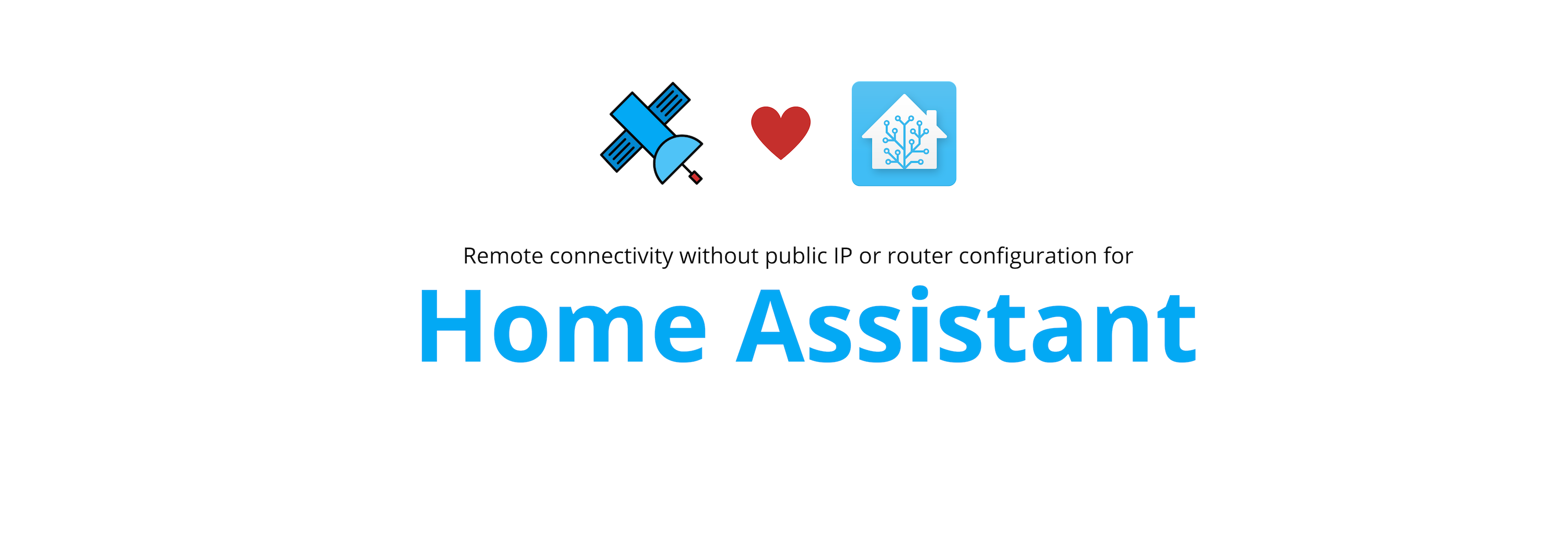 Home Assistant remote access — Web Relay